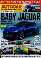 Autocar Magazine Issue 10/06/2020