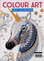 Colour Art Kids Collection Magazine Issue ONE SHOT
