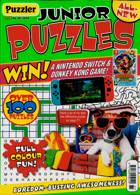 Puzzler Q Junior Puzzles Magazine Issue NO 261