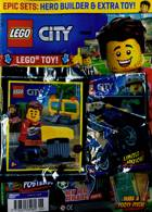 Lego City Magazine Issue NO 28