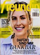 Freundin Magazine Issue 11