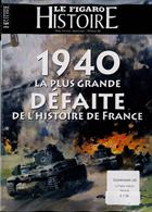 Le Figaro Histoire Magazine Issue 49