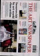 Art Newspaper Magazine Issue JUN 20