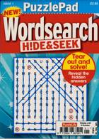 Puzzlelife Ppad Wordsearch H&S Magazine Issue NO 1