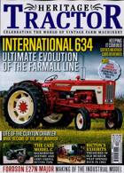Heritage Tractor Magazine Issue NO 12