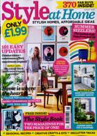 Style At Home Magazine Issue AUG 20