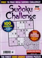 Sudoku Challenge Monthly Magazine Issue NO 191