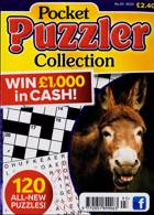 Puzzler Pocket Puzzler Coll Magazine Issue NO 93