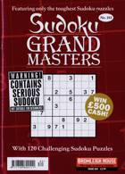 Sudoku Grandmaster Magazine Issue NO 182