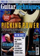 Guitar Techniques Magazine Issue AUG 20