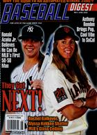 Baseball Digest Magazine Issue 06