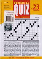 Domenica Quiz Magazine Issue NO 23
