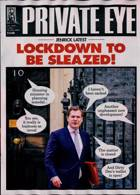 Private Eye  Magazine Issue NO 1525