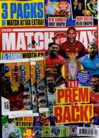 Match Of The Day  Magazine Issue NO 604