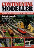 Continental Modeller Magazine Issue AUG 20