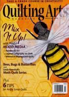 Quilting Arts Magazine Issue JUN-JUL