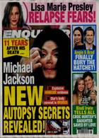 National Enquirer Magazine Issue 06/07/2020