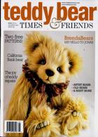 Teddy Bear Times Magazine Issue AUG-SEP