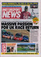 Motorsport News Magazine Issue 01/07/2020