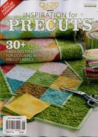 Quilters World Magazine Issue PRECUTS