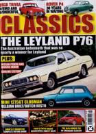 Classics Magazine Issue AUG 20