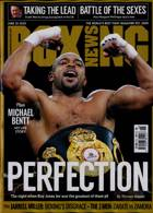 Boxing News Magazine Issue 25/06/2020