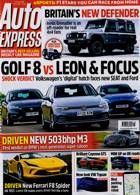 Auto Express Magazine Issue 01/07/2020