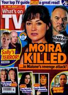 Whats On Tv England Magazine Issue 04/07/2020