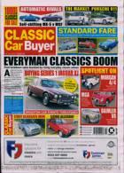 Classic Car Buyer Magazine Issue 01/07/2020