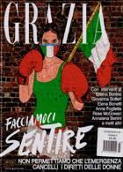 Grazia Italian Wkly Magazine Issue NO 23