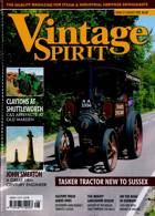 Vintage Spirit Magazine Issue AUG 20