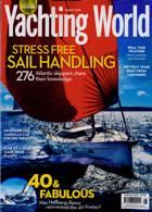Yachting World Magazine Issue AUG 20