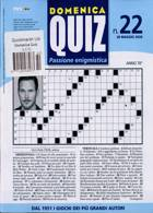 Domenica Quiz Magazine Issue NO 22
