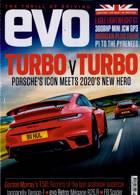 Evo Magazine Issue AUG 20