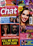 Chat Monthly Magazine Issue AUG 20