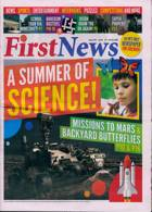 First News Magazine Issue NO 735