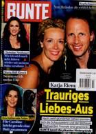 Bunte Illustrierte Magazine Issue NO 27