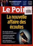 Le Point Magazine Issue NO 2496
