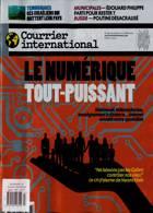 Courrier International Magazine Issue NO 1547