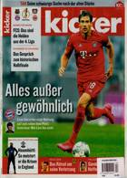 Kicker Montag Magazine Issue NO 24