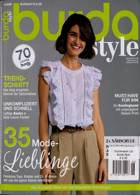 Burda Style German Magazine Issue NO 6