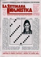 La Settimana Enigmistica Magazine Issue NO 4605