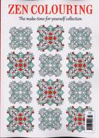 Zen Colouring Magazine Issue NO 43