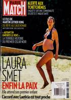 Paris Match Magazine Issue NO 3712