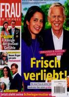 Frau Im Spiegel Weekly Magazine Issue NO 27