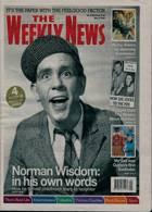 Weekly News Magazine Issue 16/05/2020
