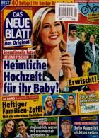 Das Neue Blatt Magazine Issue NO 25