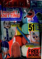 Your Crochet Knitting Magazine Issue NO 18