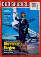 Der Spiegel Magazine Issue NO 25