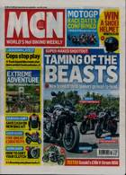Motorcycle News Magazine Issue 17/06/2020